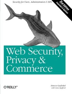 Web Security, Privacy & Commerce, 2/e (Paperback)-cover