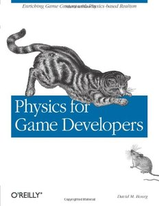 Physics for Game Developers (Paperback)-cover