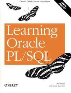 Learning Oracle PL/SQL-cover