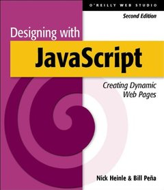 Designing with JavaScript, 2/e (Paperback)-cover