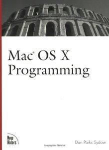 Mac OS X Programming-cover