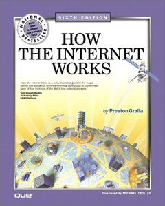 How the Internet Works, 6/e-cover