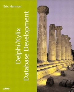 Delphi/Kylix Database Development DataCLX for Windows and Linux (Paperback)-cover