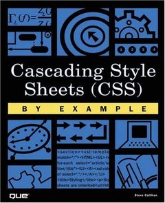 Cascading Style Sheets by Example-cover