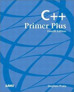 C++ Primer Plus, 4/e-cover