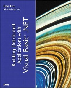 Building Distributed Applications with Visual Basic.NET-cover
