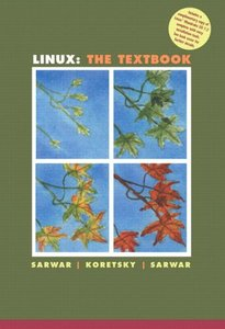 Linux: The Textbook-cover