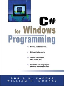 C# for Windows Programming-cover