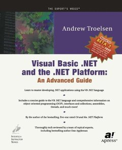 Visual Basic .NET and the .NET Platform: An Advanced Guide-cover