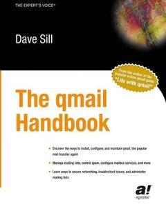 The qmail Handbook-cover