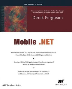 Mobile .NET-cover
