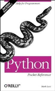 Python Pocket Reference, 2/e-cover