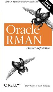 Oracle RMAN Pocket Reference-cover