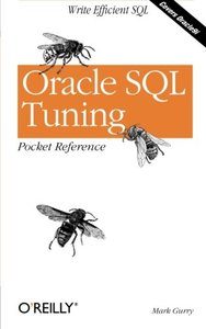 Oracle SQL Tuning Pocket Reference-cover