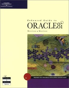 Enhanced Guide to Oracle 8i-cover