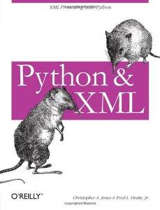 Python & XML-cover