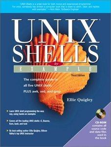 UNIX Shells by Example, 3/e