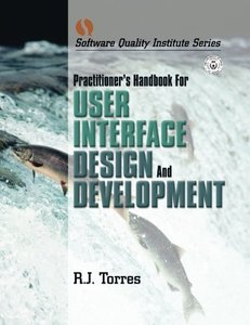 Practitioner's Handbook for User Interface Design and Development-cover