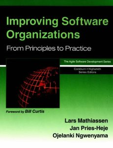 Improving Software Organizations: From Principles to Practice-cover