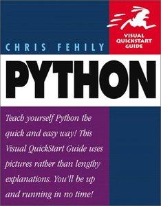 Python: Visual QuickStart Guide-cover