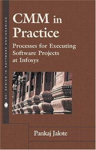 CMM in Practice: Processes for Executing Software Projects at Infosys-cover
