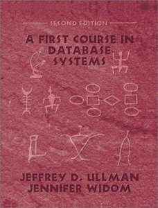 A First Course in Database Systems, 2/e-cover