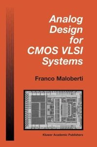 Analog Design for CMOS VLSI Systems-cover