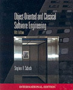 Object-Oriented and Classical Software Engineering, 5/e-cover