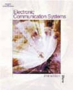 Electronic Communication Systems, 2/e-cover