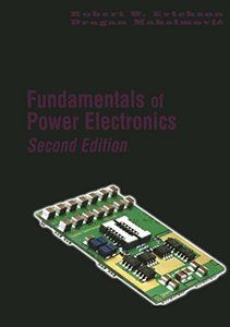 Fundamentals of Power Electronics, 2/e (Hardcover)-cover
