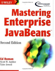 Mastering Enterprise JavaBeans, 2/e-cover