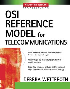 OSI Reference Model for Telecommunications-cover