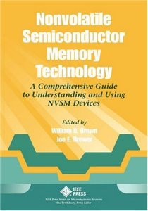 Nonvolatile Semiconductor Memory Technology: A Comprehensive Guide To Understanding And Using Nvsm  Devices-cover