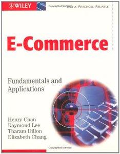 E-Commerce: Fundamentals & Applications-cover