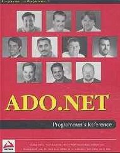 ADO.NET Programmer's Reference-cover