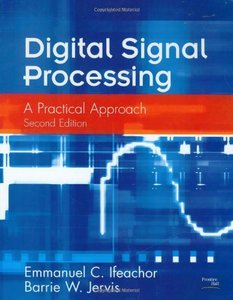Digital Signal Processing : A Practical Approach, 2/e (Paperback)-cover