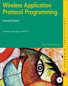 Wireless Application Protocol Programming-cover