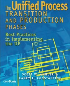The Unified Process Transition and Production Phases-cover