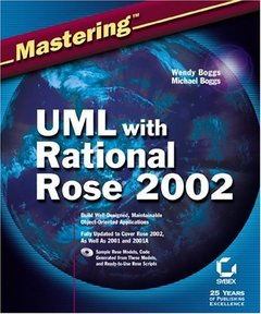 Mastering UML with Rational Rose 2002-cover