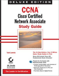CCNA: Cisco Certified Network Associate Study Guide, Deluxe Edition-cover