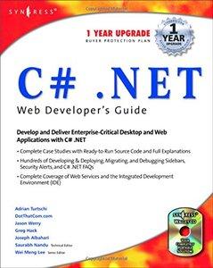 C#.net Web Developer's Guide (Paperback)-cover