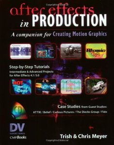 After Effects in Production-cover