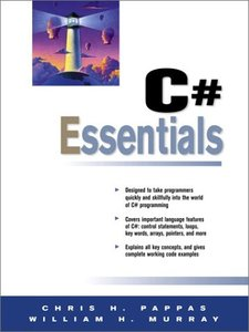 C# Essentials-cover