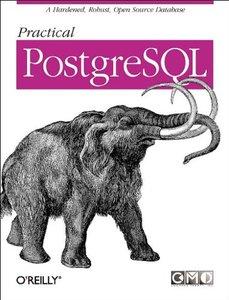 Practical PostgreSQL-cover