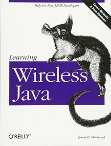 Learning Wireless Java-cover