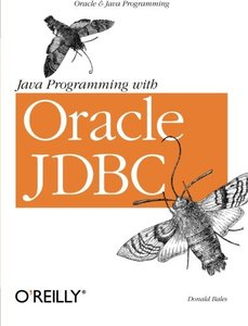 Java Programming with Oracle JDBC-cover