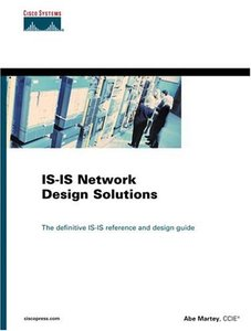 Is-Is Network Design Solutions-cover