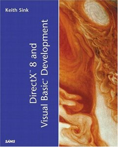 DirectX 8 and Visual Basic Development (Paperback)-cover