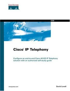 Cisco IP Telephony-cover