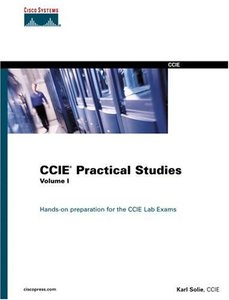 CCIE Practical Studies Volume I-cover